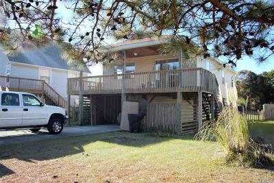 Kill Devil Hills Single Family Home For Sale: 412 Harbour View Drive