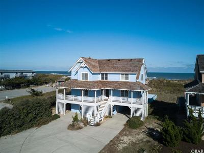Nags Head Single Family Home For Sale: 5705 S Virginia Dare Trail