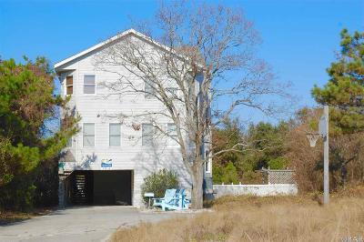 Duck Single Family Home For Sale: 108 Poteskeet Drive
