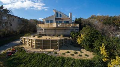 Kitty Hawk, Southern Shores Single Family Home For Sale: 4612 Seascape Drive