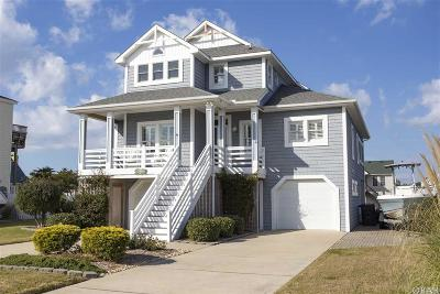 Nags Head Single Family Home For Sale: 202 W Albacore Drive