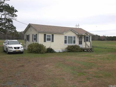 Currituck County Single Family Home For Sale: 8294 Caratoke Highway