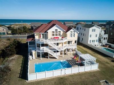 Nags Head Single Family Home For Sale: 4302 S Virginia Dare Trail