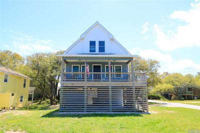 Nags Head Single Family Home For Sale: 107 E Barnes Street