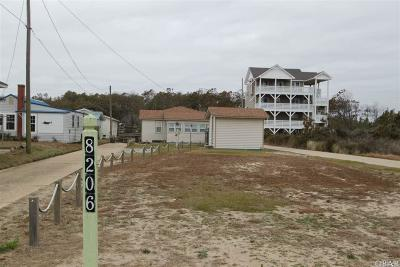 Single Family Home For Sale: 8206 S Old Oregon Inlet Road