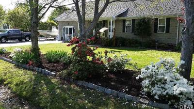 Single Family Home For Sale: 166 Dozier Road