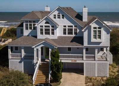 Corolla NC Single Family Home For Sale: $1,590,000