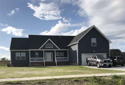 Single Family Home For Sale: 120 Holly Ridge Drive