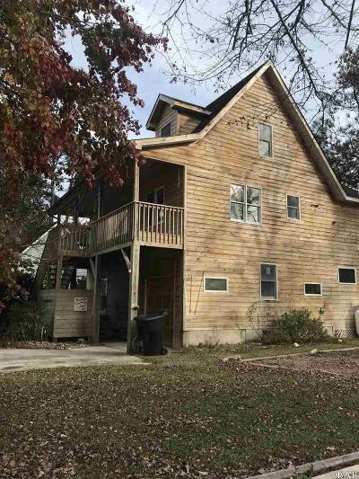 Kill Devil Hills Single Family Home For Sale: 809 Cedar Drive