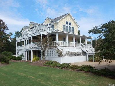 Corolla Single Family Home For Sale: 582 Golfview Trail