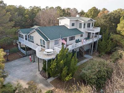 Kitty Hawk, Southern Shores Single Family Home For Sale: 205 Mizzen Mast Lane