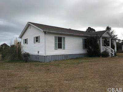 Currituck County Single Family Home For Sale: 729 Poplar Branch Road