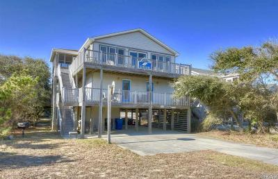 Dare County Single Family Home For Sale: 195 Ocean Front Drive