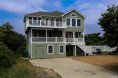 Duck NC Single Family Home For Sale: $999,000