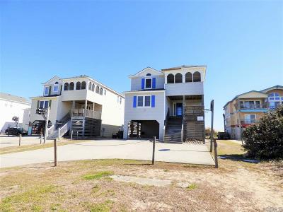 Nags Head Single Family Home For Sale: 8411 S Old Oregon Inlet Road