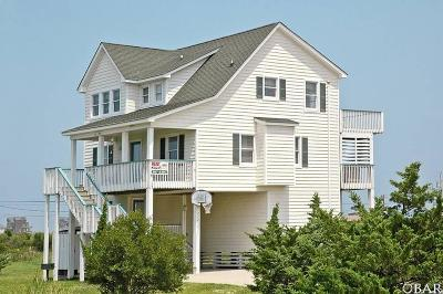Rodanthe Single Family Home For Sale: 24213 S Holiday Boulevard