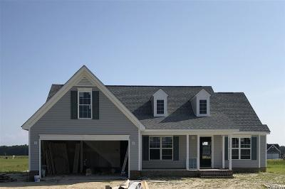 Single Family Home For Sale: 100 Neuse Drive