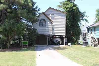 Kill Devil Hills NC Single Family Home For Sale: $332,000