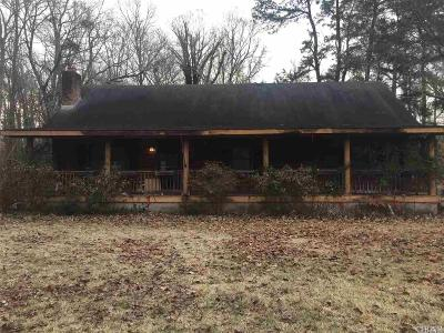 Elizabeth City Single Family Home For Sale: 606 Terry Street