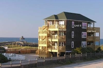 Kill Devil Hills Condo/Townhouse For Sale: 503 N Virginia Dare Trail