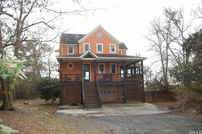 Single Family Home For Sale: 2042 S Old Nags Head Woods Road