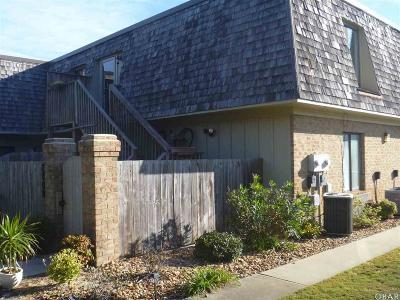 Kitty Hawk Condo/Townhouse For Sale: 2608 Neptune Way