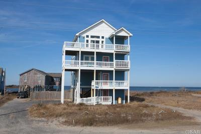 Hatteras Single Family Home For Sale: 56346 Highway 12
