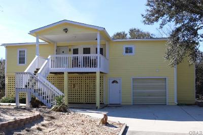 Kitty Hawk Single Family Home For Sale: 4006 Smith Street
