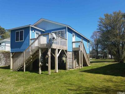 Kill Devil Hills Single Family Home For Sale: 102 Sunset Drive