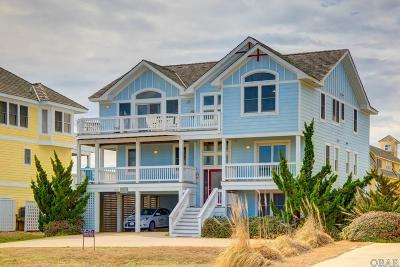 Nags Head Single Family Home For Sale: 5022 S Virginia Dare Trail