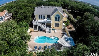 Southern Shores Single Family Home For Sale: 388 Sea Oats Trail