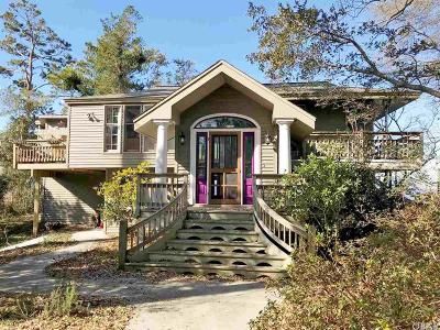 Southern Shores Single Family Home For Sale: 273 N Dogwood Trail