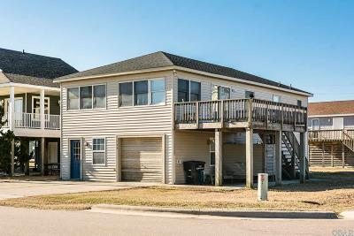 Kill Devil Hills Single Family Home For Sale: 706 N Memorial Boulevard