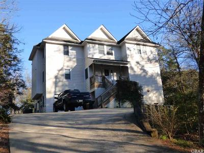 Kill Devil Hills Single Family Home For Sale: 209 Colington Ridge