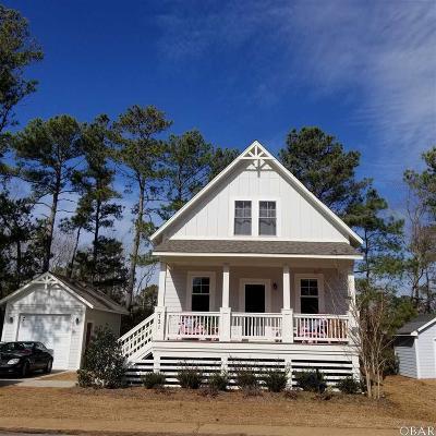 Manteo Single Family Home For Sale: 721 Arvilla Lane