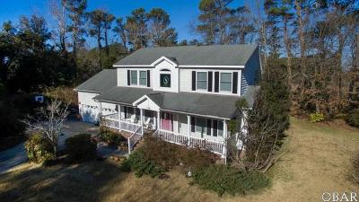 Kill Devil Hills Single Family Home For Sale: 106 Saint Clair Road