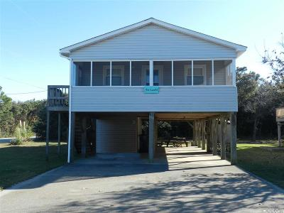 Nags Head NC Single Family Home For Sale: $339,000
