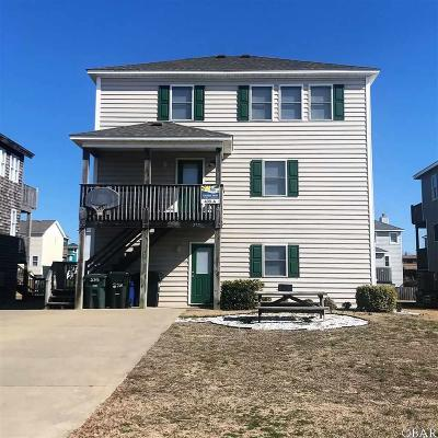 Nags Head Single Family Home For Sale: 2711 S Memorial Avenue