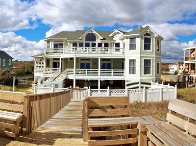 Southern Shores Single Family Home For Sale: 46 Ocean Boulevard