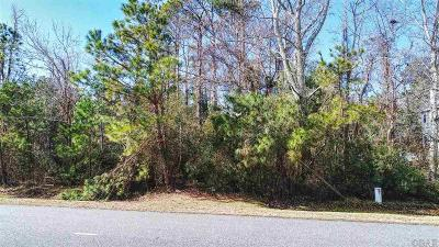 Kitty Hawk Residential Lots & Land For Sale: 6070 Martins Point Road