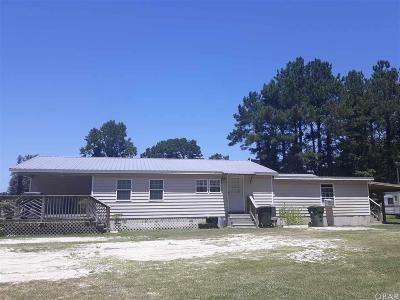 Columbia NC Single Family Home For Sale: $149,500