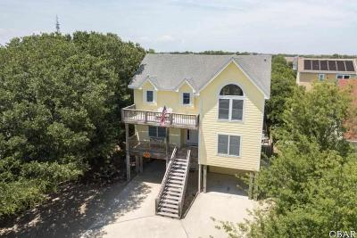 Corolla Single Family Home For Sale: 757 Fishermans Court