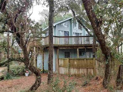 Kill Devil Hills Single Family Home For Sale: 711 Cedar Drive