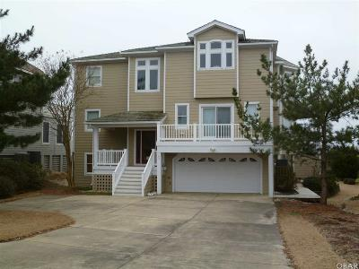 Nags Head Single Family Home For Sale: 103 W Craig End