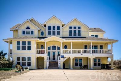Currituck County, Dare County Single Family Home For Sale: 853 Lighthouse Drive