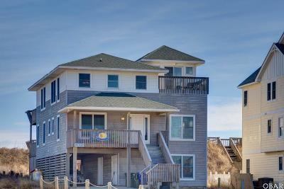 Nags Head Single Family Home For Sale: 3631 S Virginia Dare Trail