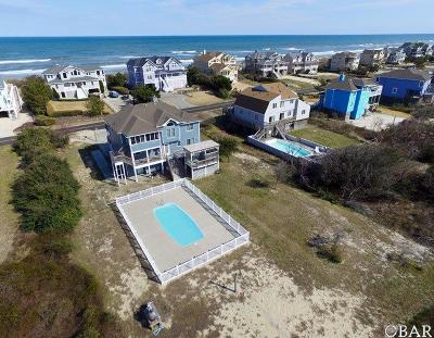 Whalehead Club Single Family Home For Sale: 892 Lighthouse Drive