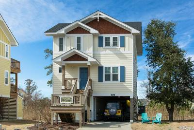 Kill Devil Hills Single Family Home For Sale: 108 Amherst Drive