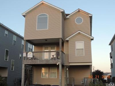 Single Family Home For Sale: 7211 S Croatan Highway