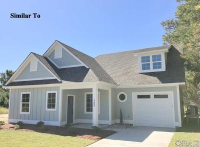 Manteo Single Family Home For Sale: 104 Libbs Way